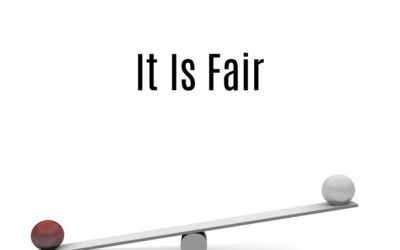 It Is Fair