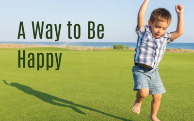 A Way to Be Happy