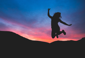 Jumping for Confidence