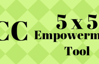 Five by Five Empowerment Tool