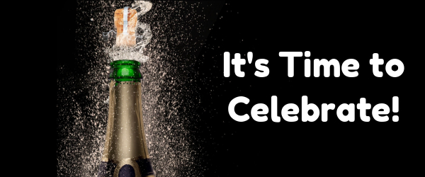 Do You Take Time to Celebrate?