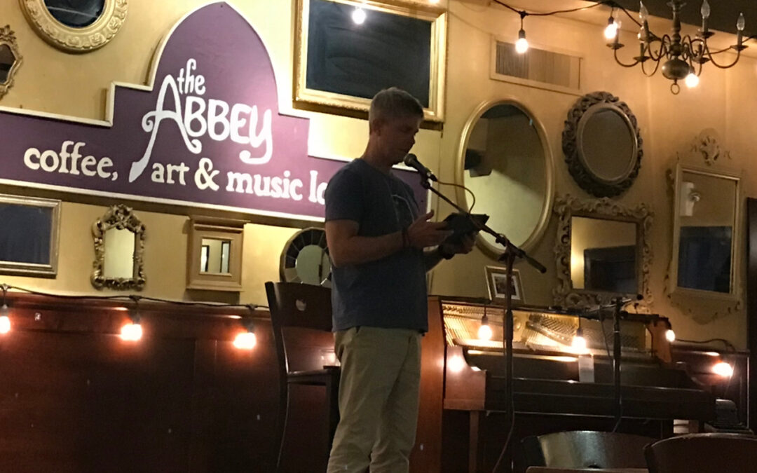 Open Mic Night – A new experience, new self-learning