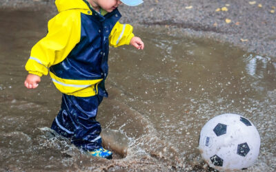 Do You Avoid the Mud Puddles?